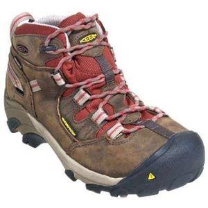 Keen Waterproof Steel Toe Boots 🥾